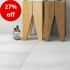 Lakestone Limestone Effect Floor Tiles