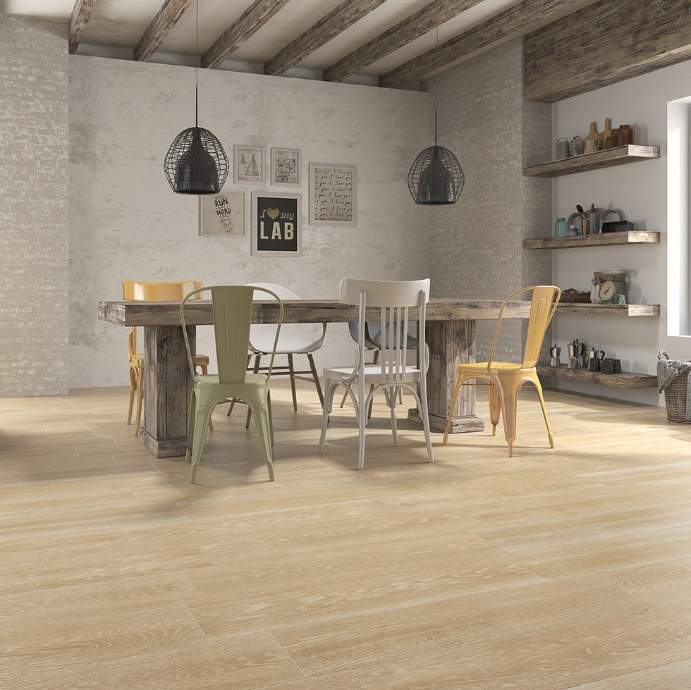 Edition High Spec Wood Effect Porcelain Tiles