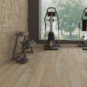 Salvage Honey Aged Wood Effect Porcelain Tile 15x100cm