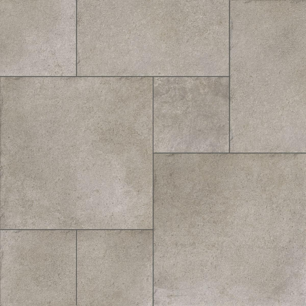 Codicer Arizona Grey Floor Tile Multisize