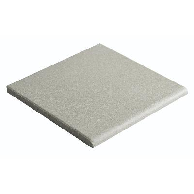 Dorset Rounded Edge (RE) Steel Grey Quarry Tile 15x15cm