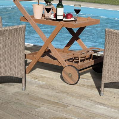 Hard&Soft Ash Outdoor Tile 40x120cm