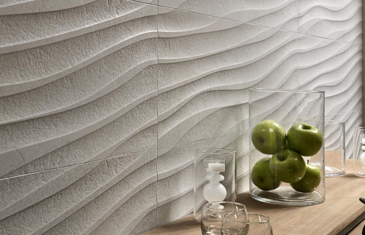 Keraben Mixit Blanco Concept Decor Tile 30x90cm Tiles Ahead