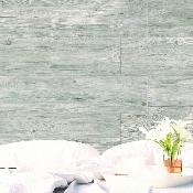 Spruce Grey Wood Effect Porcelain Tile 23x120cm