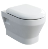 Britton Curve S30 Wall Hung WC with Soft Close Seat