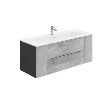 Phoenix I-Zone 120 Wall Mounted Unit & Mineral Cast Basin