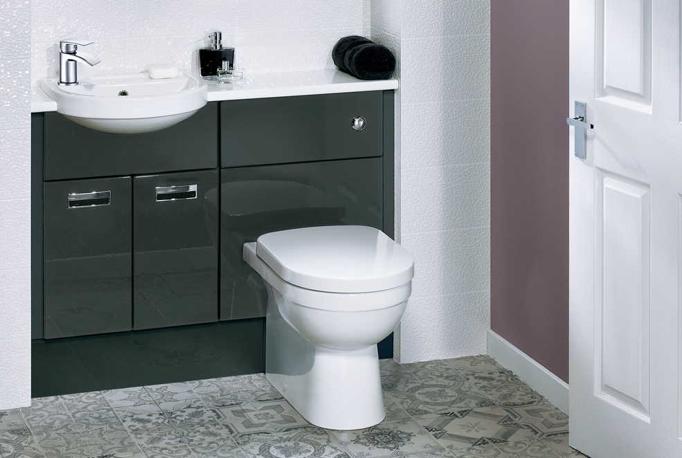 Utopia Original Fitted Bathroom Furniture Tiles Ahead - Belle carrelage i feel wood