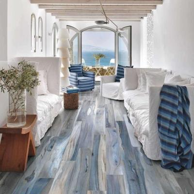 Marshalls New Zealand Tasman Polished Wood Effect Tile 20x120cm