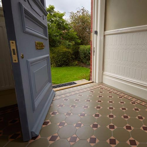 Original Style Victorian Floor Tiles Gallery Tiles Ahead