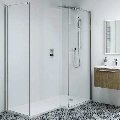 Phoenix Techno 10mm L-Shape Corner RH Shower Enclosure