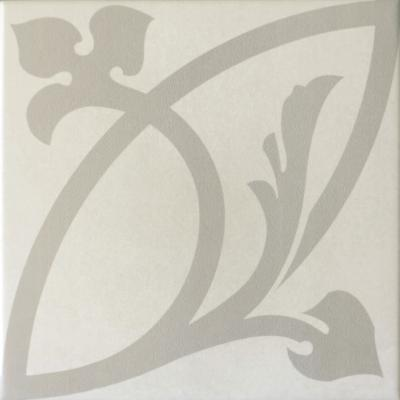 Caprice Liberty White Decor Tile 20x20cm