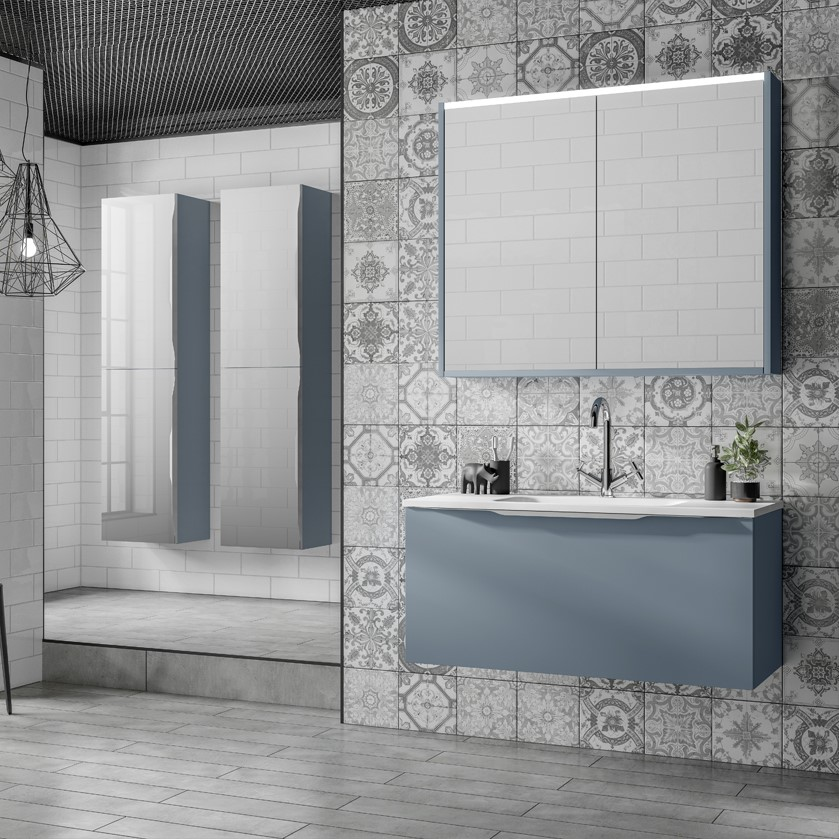 Utopia Halo Bathroom Furniture