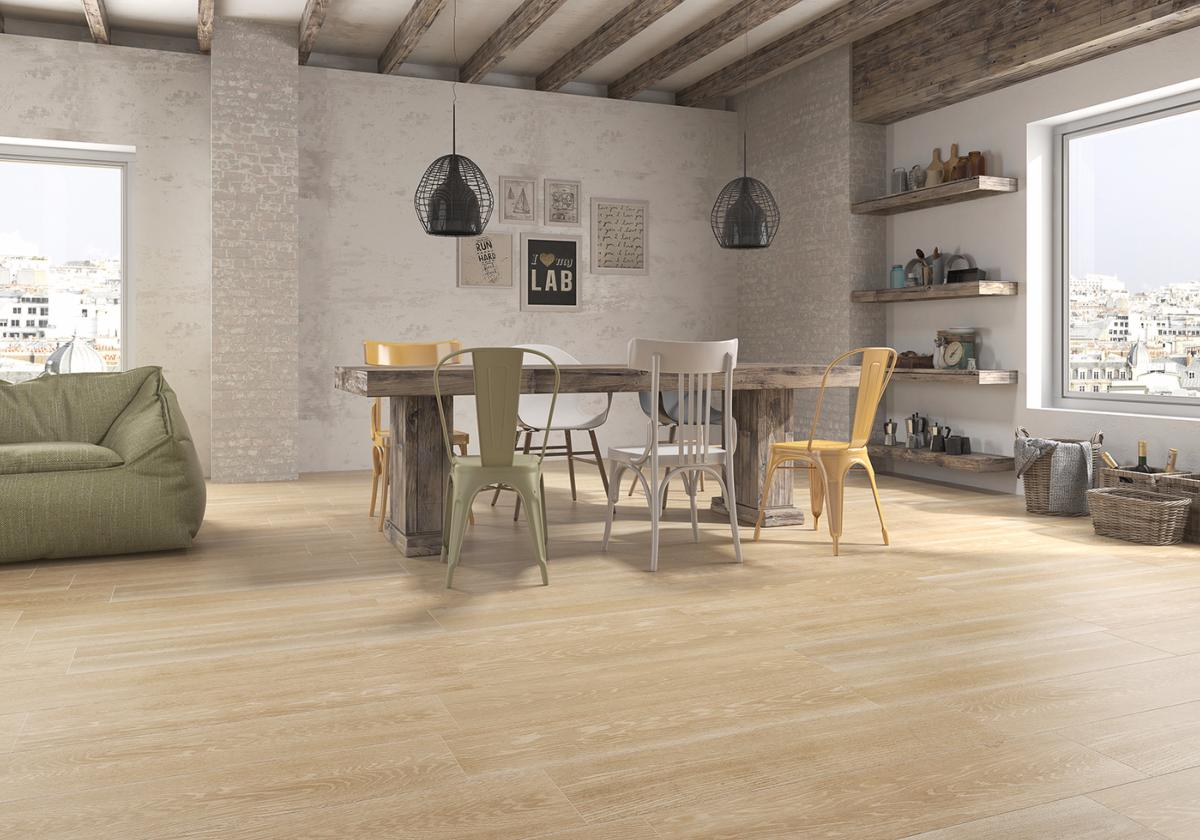 Edit Roble Natural Wall And Floor Tile 24x100cm Tiles Ahead