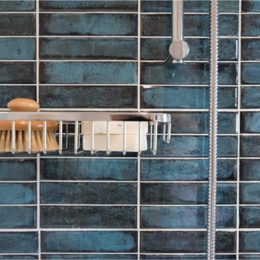 Original Style Tileworks Montblanc Smart Blue Wall Tile 500x200mm