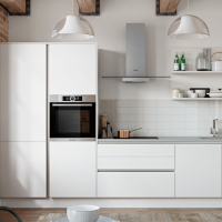 Croyde Aluma - White Modern Kitchen