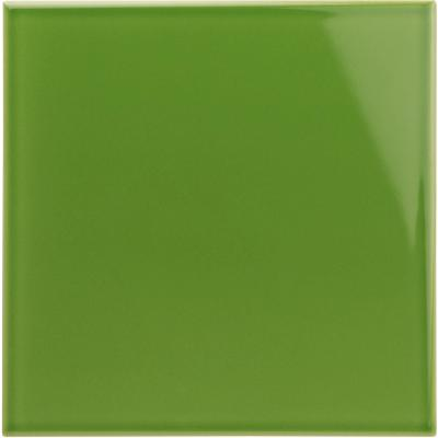 Original Style Artworks Field Tile Pavilion Green Gloss 15.2x15.2cm