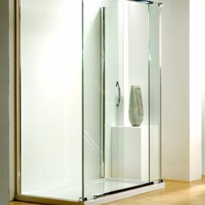 Kudos Infinite Straight Sliding Door 1500mm Side Access