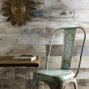 Mercia Reclaimed Wood Porcelain Tile 15x60cm