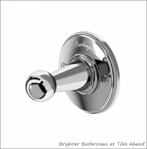 Burlington Chrome Robe Hook