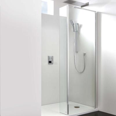 Phoenix Techno 10mm Fixed Walk-In 130 x 80 Recess Shower Enclosure