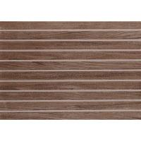 Pamesa Urbana Nogal Scored Lineal Decor Wall Tile 31.6x45.2cm