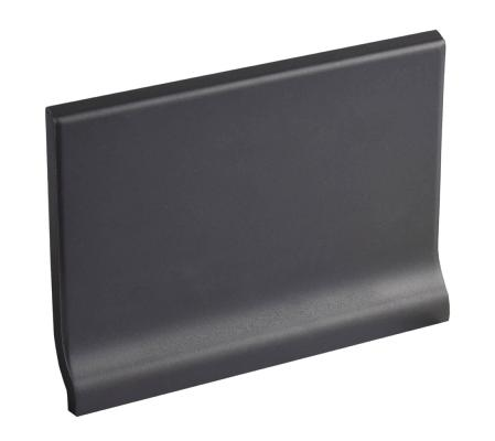 Dorset Coving Black Quarry Tile 11x15cm