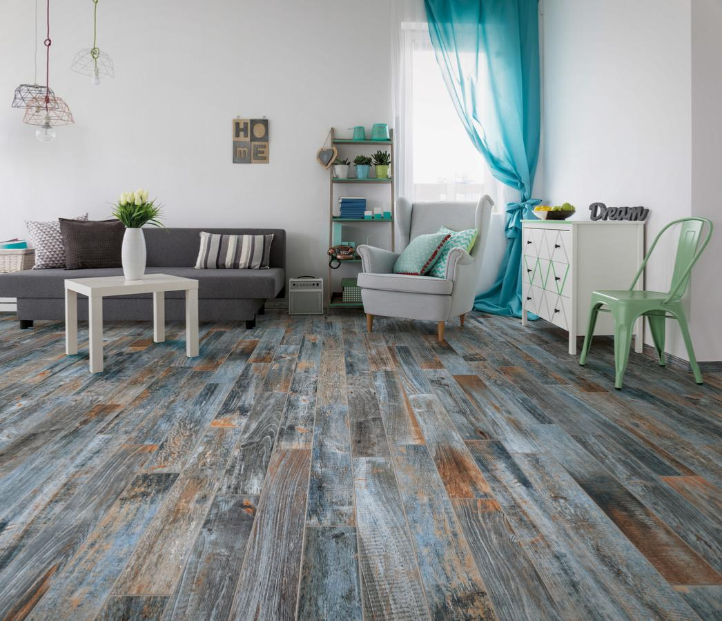 Outwood Blue Bled Wall And Floor Tile 15x100cm Tiles Ahead