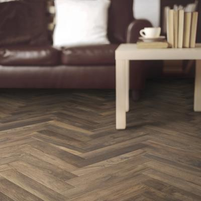 Rondine Living Noce Wood Effect Porcelain Tile 7.5x45cm