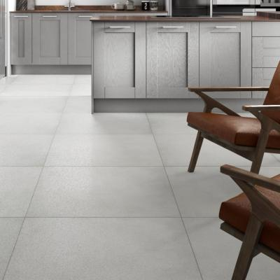 Grande Avalon White XL Porcelain Tile 79x79cm