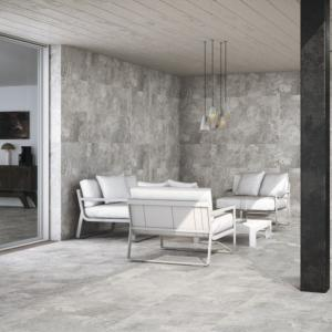 Sherwood Travertine Effect Porcelain