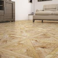 Buckingham Parquet Wood Effect Porcelain Tile 45x45cm