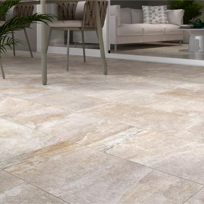 Rock Ardesie Beige Outdoor Tile 40x120cm