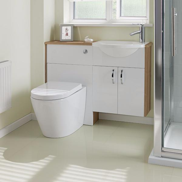 Awesome Calypso Charlbury Fitted Bathroom Furniture  Tiles Ahead
