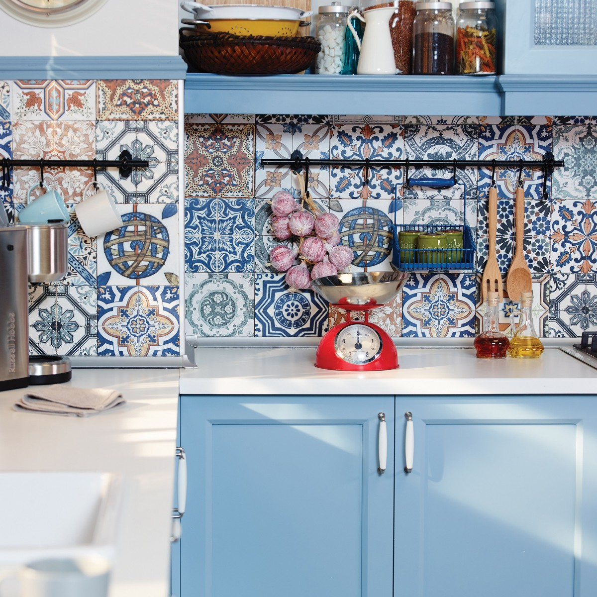 Victoria Patterned Wall Tile