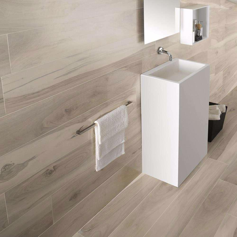 New Zealand Catlins Lappato Wall and Floor Tile 20x120cm ...