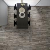 La Foresta Griege Wall and Floor Tile 15x100cm