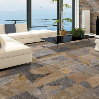 Canada Mix Porcelain Tile 31x63cm
