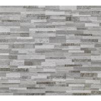 Cube Grey Wall Tile 15x61cm