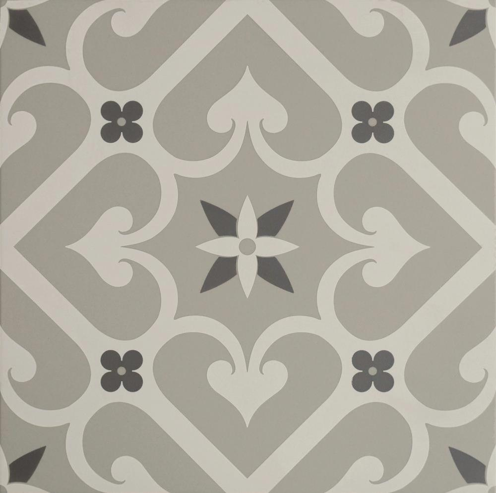 original style odyssey epoque white dark grey on grey 29 8x29 8cm