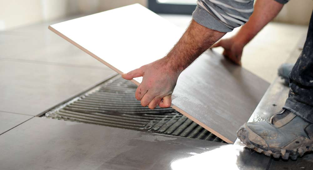 Tiles Ahead installation services - tile shop