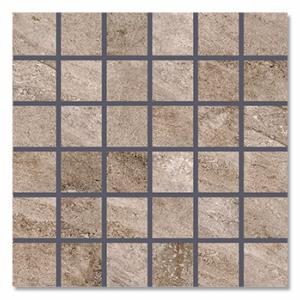 Class Taupe Mosaic 30x30cm