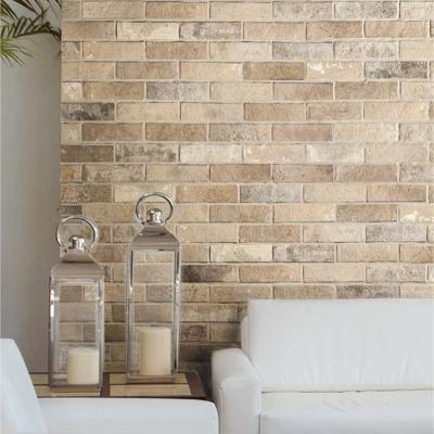 Bristol Cream Brick Slips 6x25cm