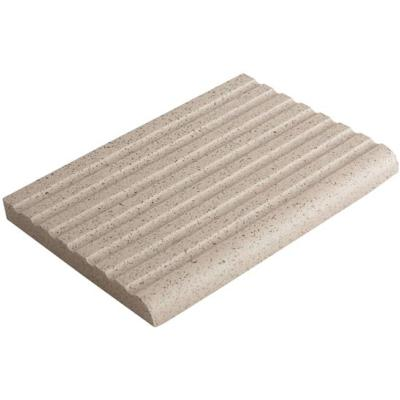 Dorset Step Tread Quartz Quarry Tile 10x15cm