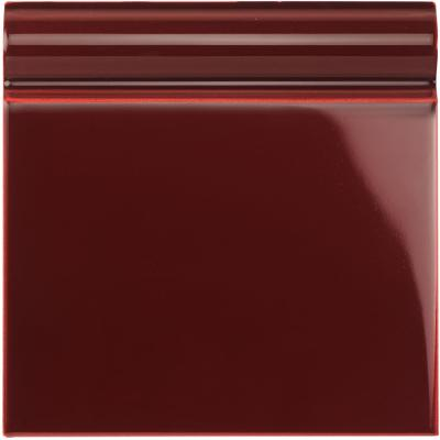Original Style Artworks Skirting Burgundy 15.2x15.2cm