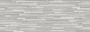 Concept Grey Decor Ceramic Wall Tile 25x70cm