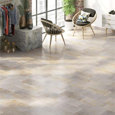 Turin Copper Grey Wall and Floor Tile 650x650mm