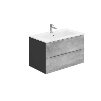 Phoenix I-Zone 80 Wall Mounted Unit & Mineral Cast Basin