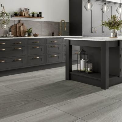 Grande Valmalenco Grey XL Porcelain Tile 45x90cm