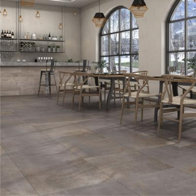 Turin Copper Anthracite Wall and Floor Tile 650x650mm