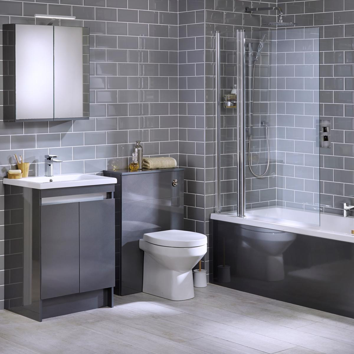 Utopia Qube Bathroom Furniture